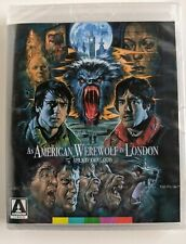 Arrow Video An American Werewolf in London Se Blu-Ray First Pressing Brand New