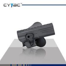 AIRSOFT CYTAC CY-G34  Polymer Holster G 17, 19, 22, 23, 26, 27, 31, 32, 33, 34