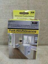 Funk- Abluftsteuerung Fensterschalter Dunstabzugshaube 3600 Watt Fenster Kontakt