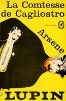 La Comtesse de Cagliostro // Maurice LEBLANC // Policier // Arsène LUPIN