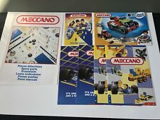 More details for meccano spare parts & builders guides books
