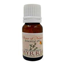 100% Pure Natural Essential Oil Myrrh Therapeutic Grade Glass Bottle 10 ml