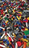 1kg Genuine LEGO. Mixed Bricks Parts Pieces - Starter Pack Bulk Job Lot Bundle,