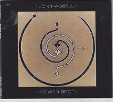 JON HASSELL - power spot CD