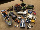 Lego City Volcano Exploration 60124 Space Mars Rescue 60226 Coast Guard 60167