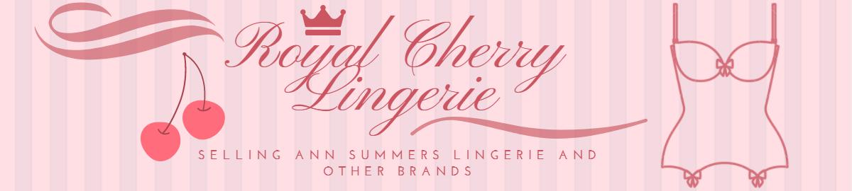 Royal Cherry Lingerie