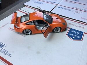 mini champ 1/18 Porsche 911 GT3 RSR Pauls Model Art