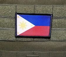 Philippines Pinoy Full Color Tactical Military Morale Patch Kali Silat FMA