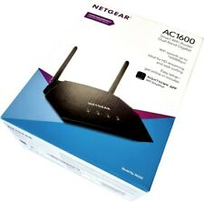 More details for netgear ac1600 wi-fi router dual band gigabit wireless speed