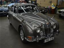 1966 Jaguar 3.4 S Saloon