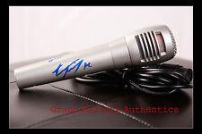 GFA Electro House Duo * ADVENTURE CLUB * Signed New Microphone COA