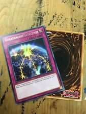 Yugioh! Guardragon Cataclysm- And 1 Random Card- Rare - 1st Edition Near Mint