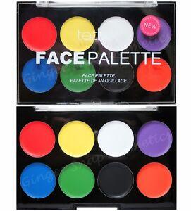 Technic Face & Body Paint Palette Set Kit Halloween Makeup Painting Devil Witch