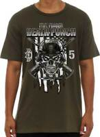 Five Finger Death Punch Infantry Special Forces Heavy Metal T Shirt FIV10059
