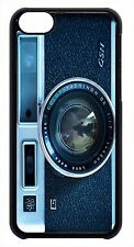 New Retro Style Old Camera Cute Case For Apple iPod 4 5 6 Hard Back Skin Cover