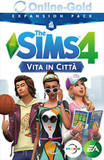 The Sims 4 Vita in Città City Living DLC Pack - PC Origin codice digitale - ITA
