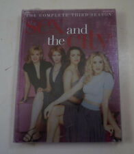 SEALED Sex And The City - Complete Third Season DVD Video TV Show