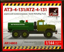 Armory Models 1/144 SOVIET AT3-4-131 or ATZ-4-131 SOVIET REFUELING TRUCK