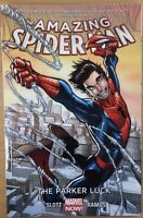 AMAZING SPIDER-MAN The Parker Luck (2014) Marvel Comics TPB 1st