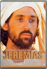 JEREMIAS DVD Patrick Dempsey NEW!