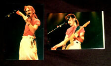 9-16-84 FRANK ZAPPA LIVE AT THE AHOY ROTTERDAM HOLLAND 2 RARE PHOTOS FROM TOUR