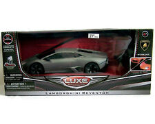 NKOK Racing Luxe Lamborghini Reventon Remote Radio Control Car Gray Ages 6+