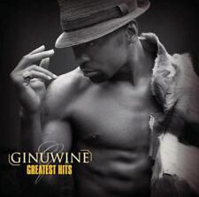 GINUWINE - GREATEST HITS USED - VERY GOOD CD