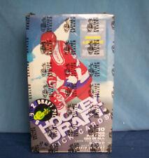 1992 CLASSIC HOCKEY DRAFT PICKS BOX POSSIBLE 1OF 2000 MARIO LEMIEUX  AUTOGRAPH
