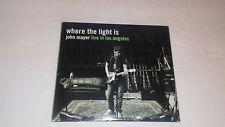 John Mayer : Where the Light Is CD (2008)
