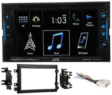 2004-2006 Ford F-150 JVC DVD/CD Player Monitor w/Bluetooth/USB/iPhone/Android