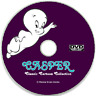 Casper the Friendly Ghost Classic Cartoon Collection: 5 vintage cartoons on DVD