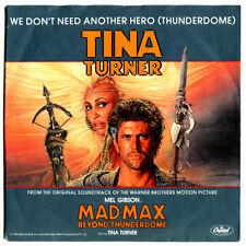 "TINA TURNER - WE DON'T NEED ANOTHER HERO (THUNDERDOME) aus 7"" Sammlung 1985"