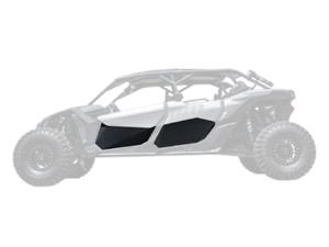 SuperATV Lower Doors for Can-Am Maverick X3 Max 4 Door Models
