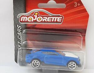 Majorette street cars . Chevrolet Camaro.     Neuf sous blister