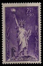 AIDE AUX RÉFUGIES (en 1936), Neuf ** = Cote 25 € / Lot Timbre France 309