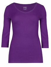 Hips Cotton Tops & Shirts for Women