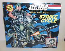 """Hasbro GI Joe 1/6 Scale RAH Hall of Fame Motorcycle Strike Cycle for 12"""" Figures"""