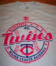 MINNESOTA TWINS MLB BASEBALL T-Shirt LARGE NEW