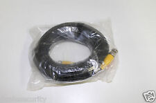 4x25 FT Heavy Duty Premade Siamese Cable for CCTV Cam