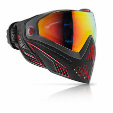 Dye I5 Paintball Goggle Mask Fire Black Red -