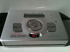Sony WM-RX822 Walkman Cassette-Corder/Player Recorder Adapter Metal body working