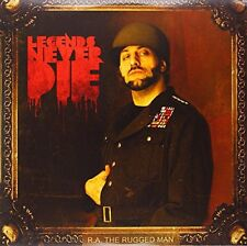 R.A. the Rugged Man - Legends Never Die [New Vinyl]