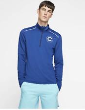 Nike Element Mens Chicago Marathon 2019 1/2 Zip Long Sleeve Running Shirt Xxl