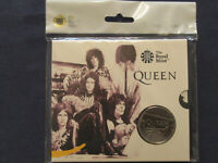2020 Great Britain Music Legends Queen Live £5 Five Pound Coin Pack