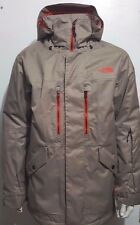 New The North Face Mens Sherman Insulated ski Jacket size Medium beige snowboard