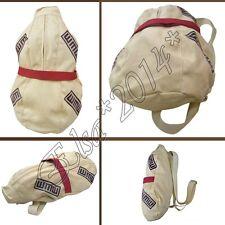 Anime Naruto Gaara Gourd Satchel Canvas Backpack Sling Shoulder School Bags