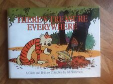 THERE'S TREASURE EVERYWHERE : A CALVIN AND HOBBES COLLECTION  (A53)
