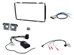 Connects2 CTKNS03 Nissian Qashqai 07 - 13 Complete Double Din Stereo Fitting Kit