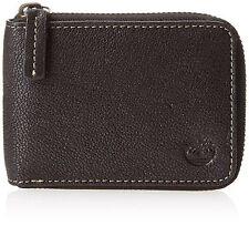 NEW Timberland Accessories 100% Leather Men's Cavalieri Zip Around Wallet D97010