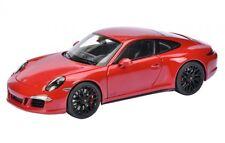Porsche 911 (991/i) Carrera GTS Coupe Rouge 1 18 Schuco